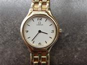 OMEGA WATCH Lady's Wristwatch DEPOSE